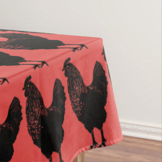 Red Hen Tablecloth