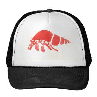 Red Hermit Crab Trucker Hat