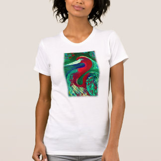Red Heron T-Shirt