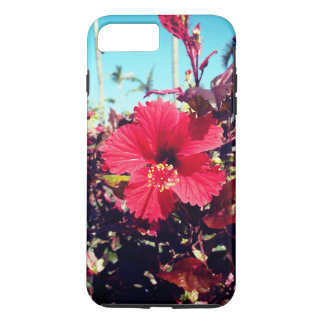 Red Hibiscus iPhone 8 Plus/7 Plus Case