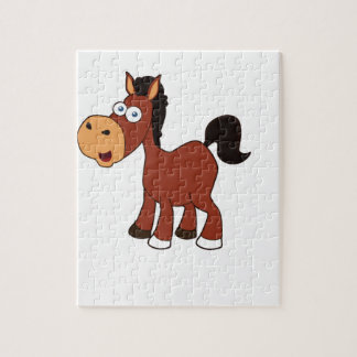 red horse pony jigsaw puzzle