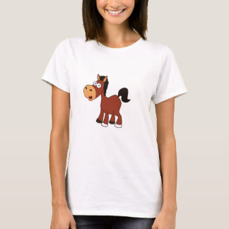 red horse pony T-Shirt