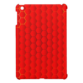 Red Hot Background iPad Mini Cover