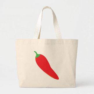 Red Hot Chili Pepper Canvas Bag