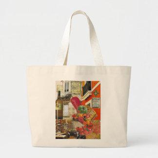 Red Hot Chili Pepper Jumbo Tote Bag