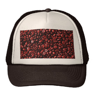Red Hot Coffee Beans Trucker Hat