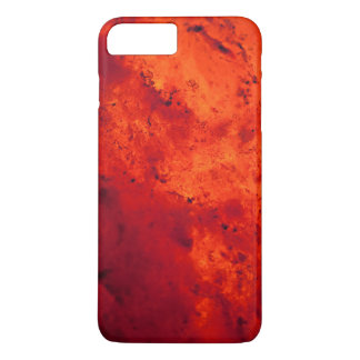 Red Hot Lava iPhone 7 Plus Case