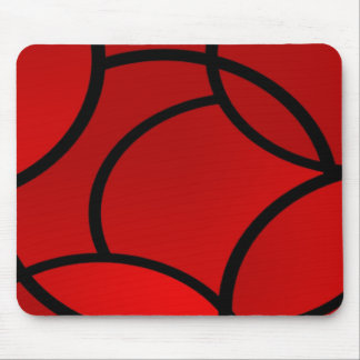 Red Hot Mouse Pad
