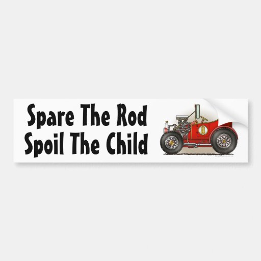Spare the Rod and Spoil the Child: Bible Verse and Lesson