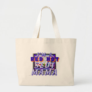 RED HOT SLOT MAMA TOTE BAG