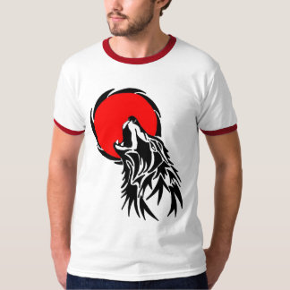 Red Howl! T-Shirt
