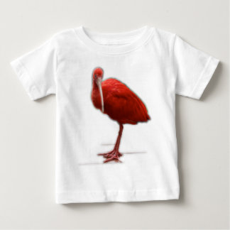 Red Ibis give this to the bird lover in your life Baby T-Shirt