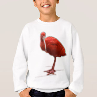 Red Ibis give this to the bird lover in your life Sweatshirt