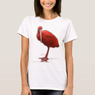 Red Ibis give this to the bird lover in your life T-Shirt