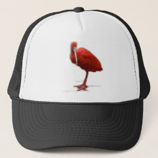 Red Ibis give this to the bird lover in your life Trucker Hat