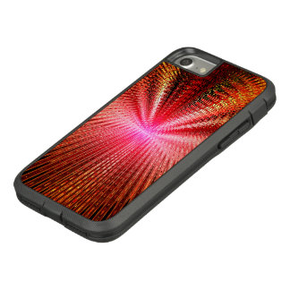 Red Infinity Feedback Case-Mate Tough Extreme iPhone 8/7 Case