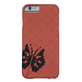 red insect barely there iPhone 6 case
