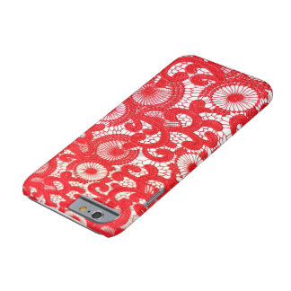 red iphone case classy