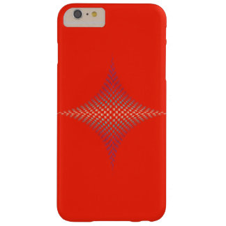 red is best L2 Barely There iPhone 6 Plus Case