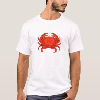 Red Jonah Crab Logo T-Shirt