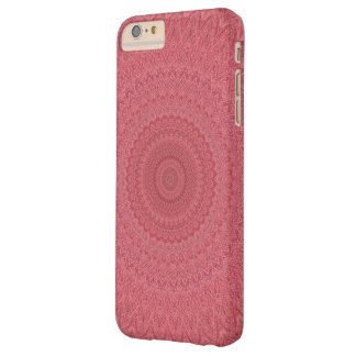 Red kaleidoscope barely there iPhone 6 plus case