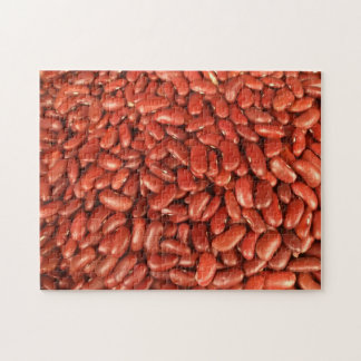 Red Kidney Beans Jigsaw Puzzle
