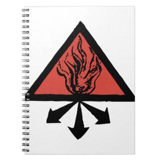 Red King Alchemy Notebook