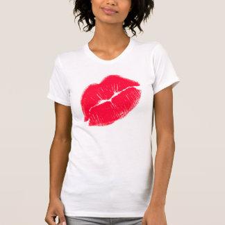 Red Kissy Lips T-Shirt