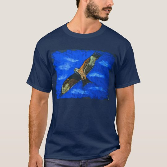 RED KITE BUZZARD T-Shirt