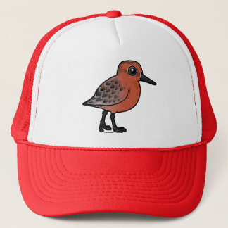 Red Knot Trucker Hat