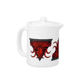 red kraken illustration