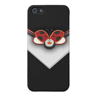 Red Ladybug Cell Phone Case iPhone 5 Cases