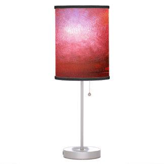 Red Lamps Red Lamp Shade Abstract Art Lamp Shade