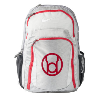 Red Lantern Backpack