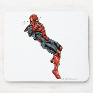 Red Lantern Corps - Rage Leaning 2 Mouse Pad