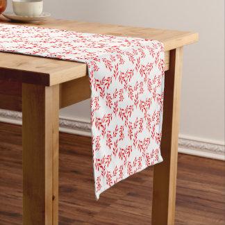 Red Leaf Table Runner