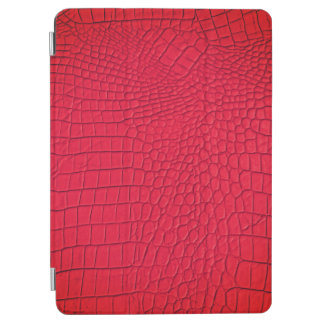 Red Leather Texture iPad Protective Cover iPad Air Cover