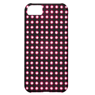 Red Led light iPhone 5C Cover