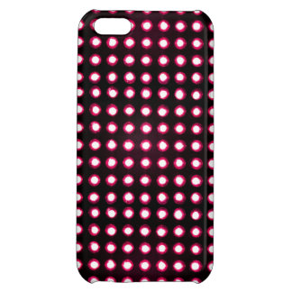 red Led light iPhone 5C Covers