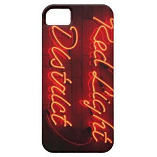 Red Light District iPhone 5 Cover