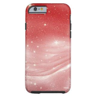 Red Light Snow Landscape Ski Mountains Tough iPhone 6 Case