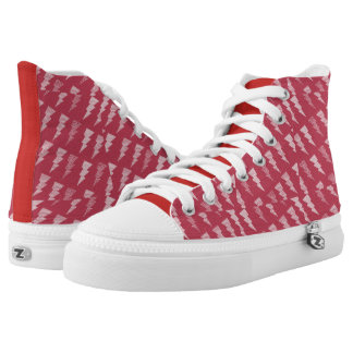 Red Lightening Shoes