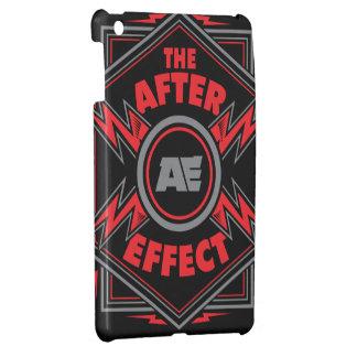 Red Lightning iPad Case