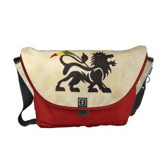 Red  Lion Messenger Bag