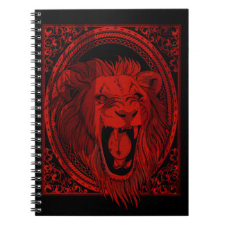 Red Lion's Roar Notebook