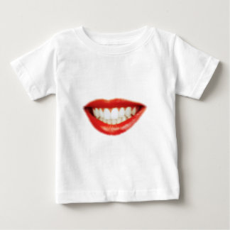 Red lips baby T-Shirt