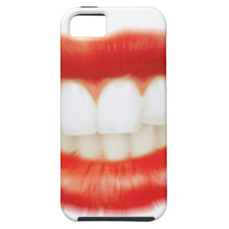 Red lips case for the iPhone 5