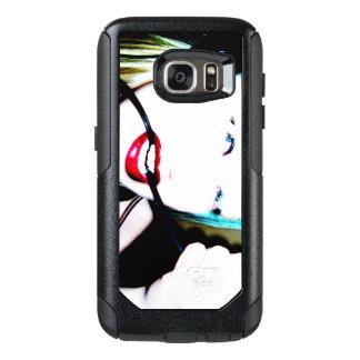Red Lips | Cord | Teeth OtterBox Samsung Galaxy S7 Case