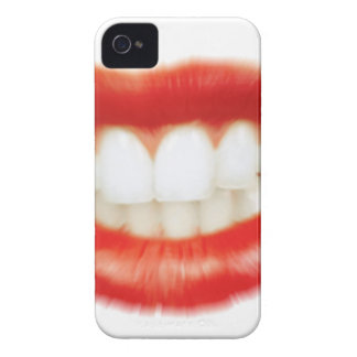 Red lips iPhone 4 covers