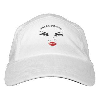 Red Lips Queen Power Hat
